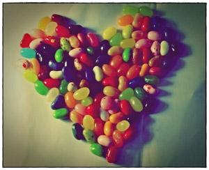 Foodservice Marketing Agency - Sharing the Love! Jellybean
