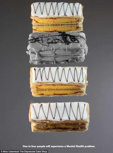 Foodservice PR - Mental Cakes