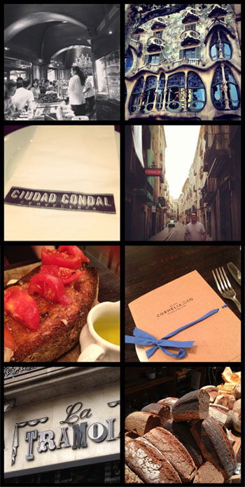 Foodservice Design Agency - Beans in Barcelona!