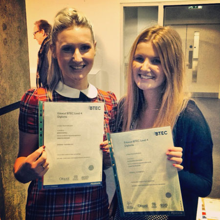 Social Media Foodservice Agency - Apprentices prove you can achieve a lot in a year