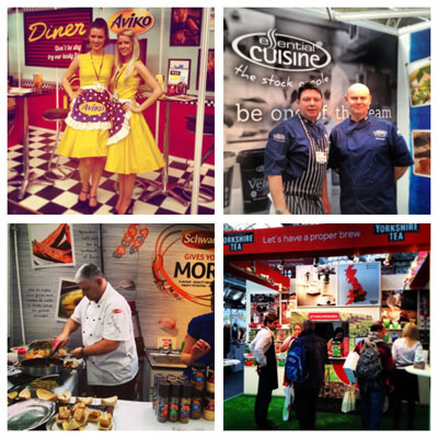 Food and Drink PR - Casual Dining Show