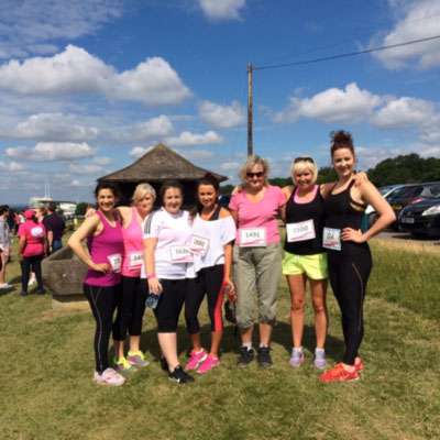 Food and Drink PR Agencies - Race for Life