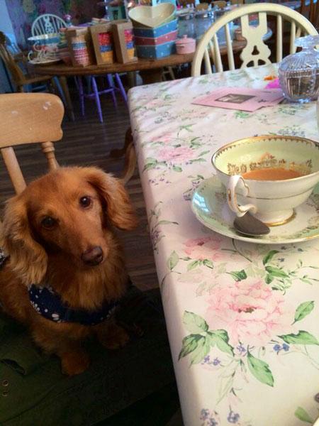 Food PR Companies - Afternoon Tea with a Twist