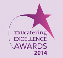 Public Relations Foodservice - Educatering Excellence Awards 2014