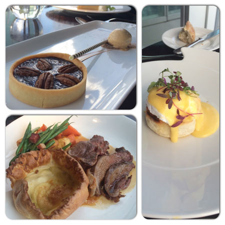 Foodservice Marketing Agency - Lunch at The Aqua Shard, London