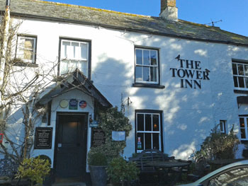 Foodservice PR - The Tower Inn