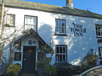 Foodservice PR - The Tower Inn