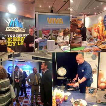 Social Media Foodservice Agency - LACA - The Main Event 2015