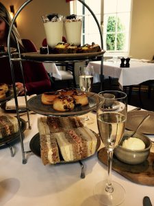 Foodservice Strategy - Afternoon Tea at The Goodwood Hotel