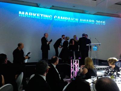 Foodservice Agency - FPA Awards