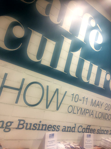 Foodservice Marketing Agency - Caffe Culture 2016