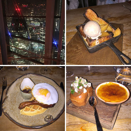 Food Service Marketing - Duck and Waffle