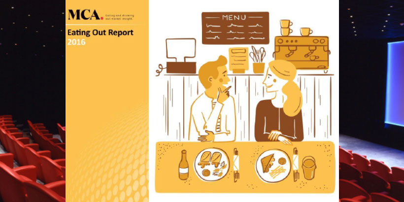 Foodservice PR Agency - MCA Eating out in the UK Report Debrief