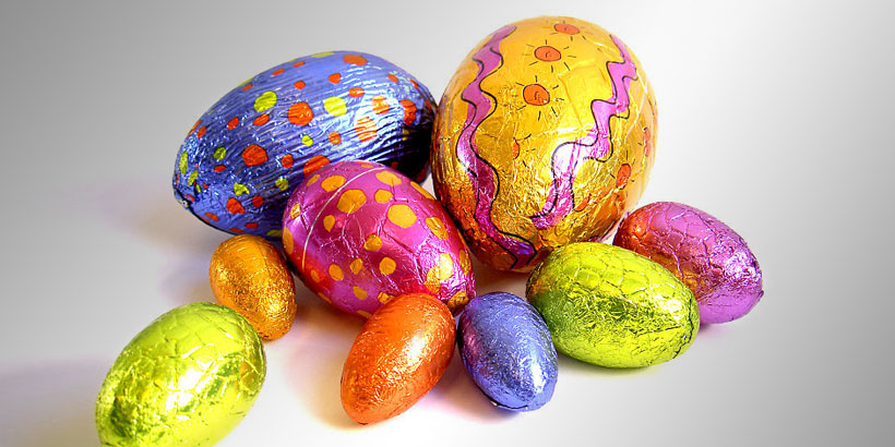 Food and Drink Agency - Easter Eggs