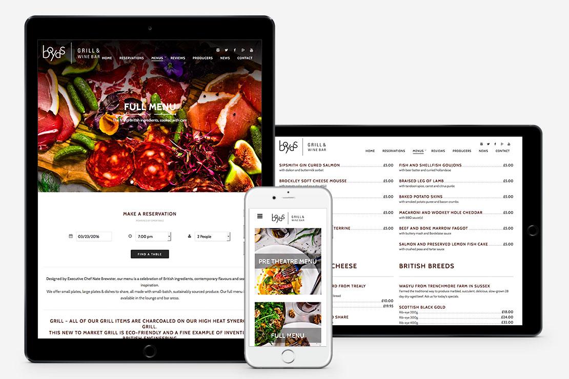 Foodservice Agency - Boyds