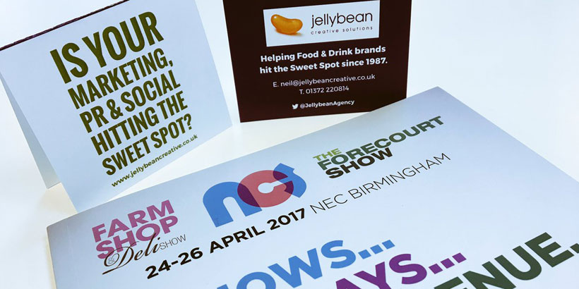 Food and Drink Agency - 10 most talked about brands at NCS and Farm Shop and Deli Shows