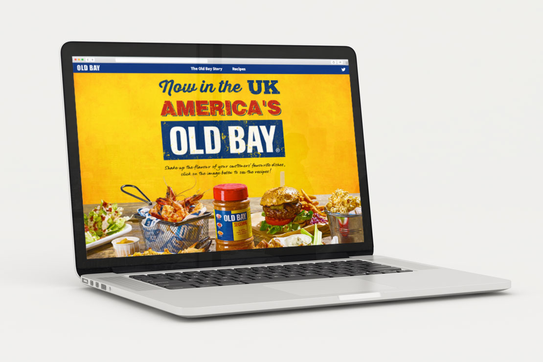 Foodservice Agency - America's Old Bay