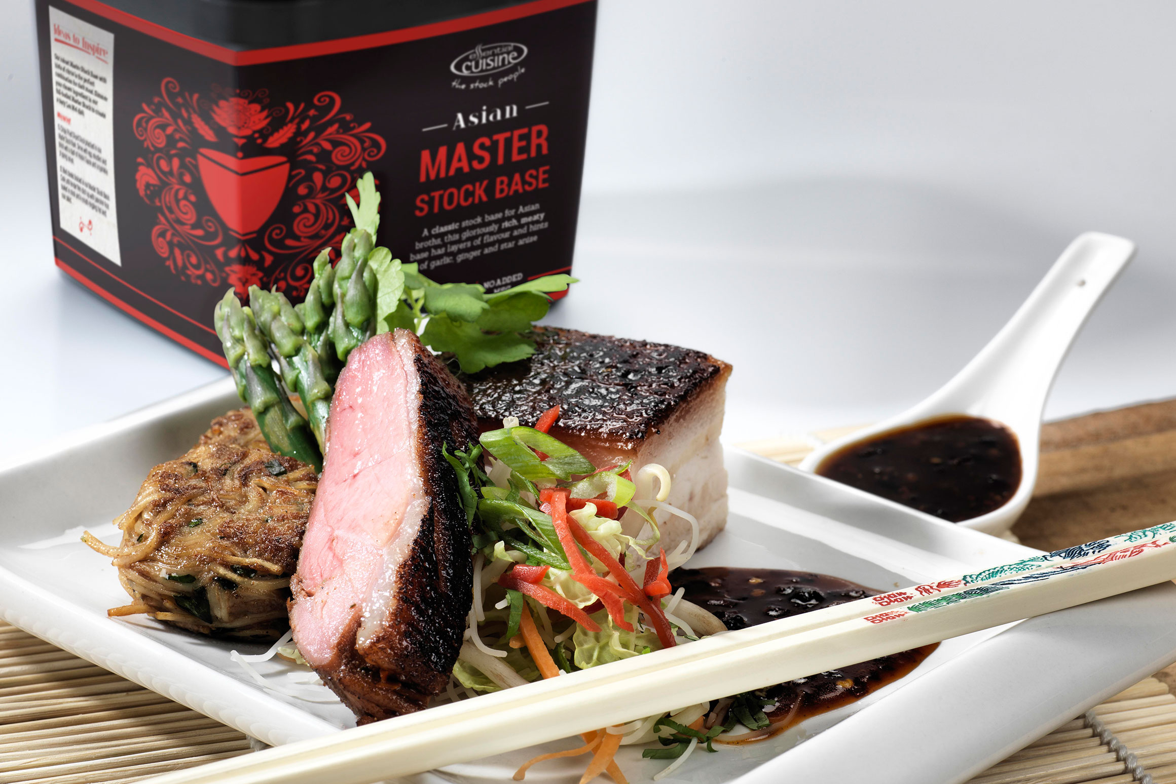 Food Marketing - Asian Range