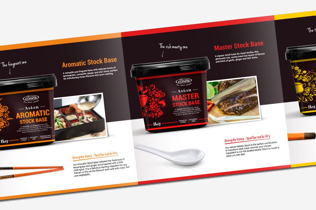 Food Marketing - Essential Cuisine Stocks