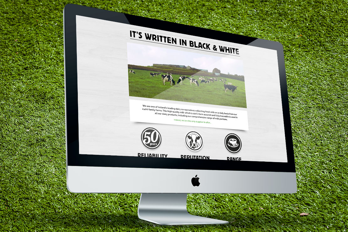 Pritchitts Black & White Website