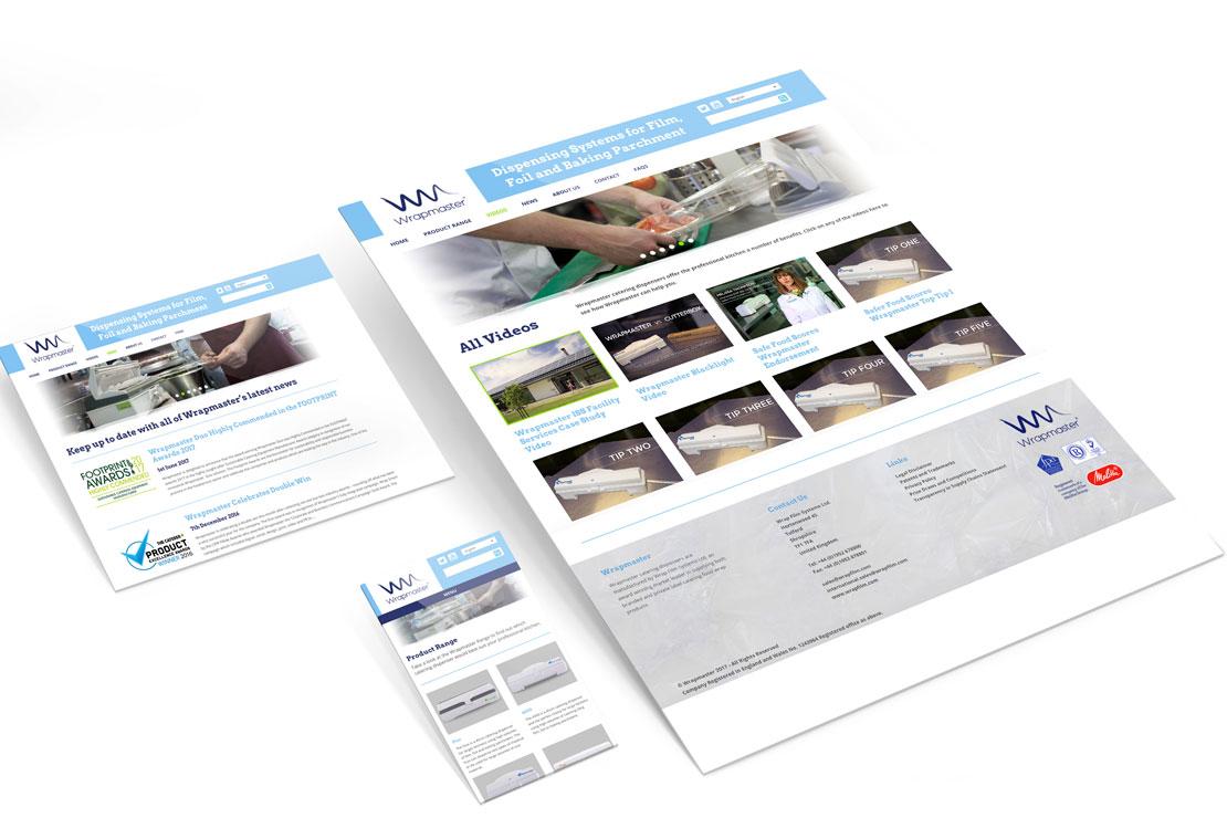 Wrapmaster Website