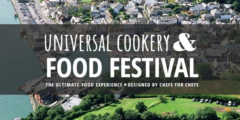 Foodservice Marketing - Universal Cookery & Food Festival