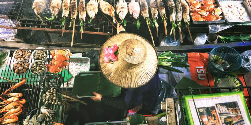 Malaysia Fish Market - Guest Post - Jellybean Creative Solutions