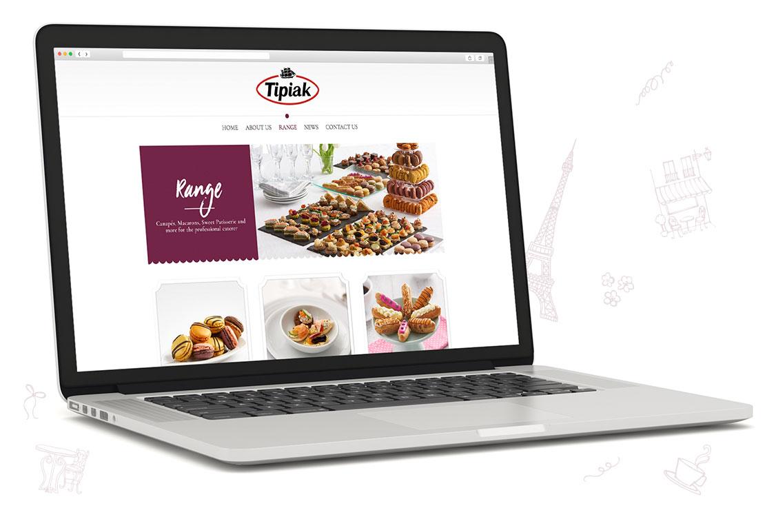 Foodservice PR Agency - Tipiak Foodservice