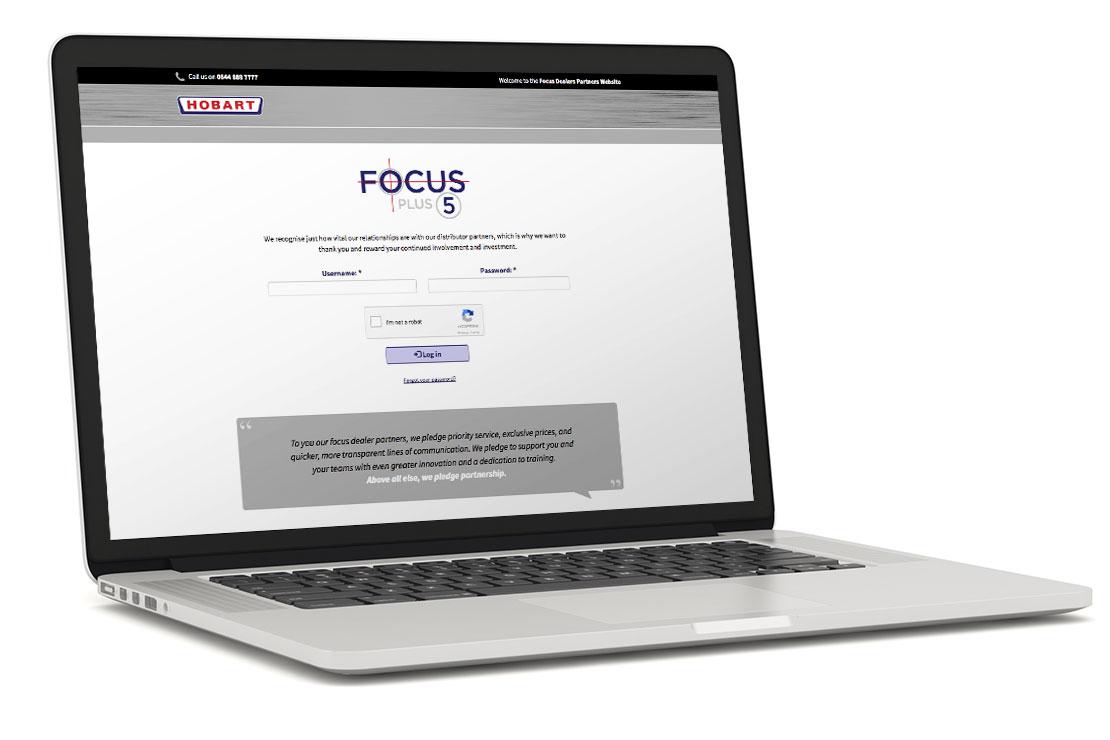 Hobart - Focus 5 Website