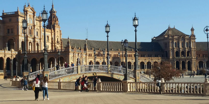 Foodservice PR Agency - Winter in Seville - The Jellybean Blog