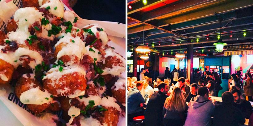 Foodservice Agency - Inside Dinerama – Shoreditch's global street food