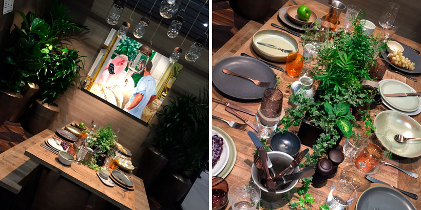 Foodservice Marketing - The Ultimate Dining Experience, Hotelympia 2018
