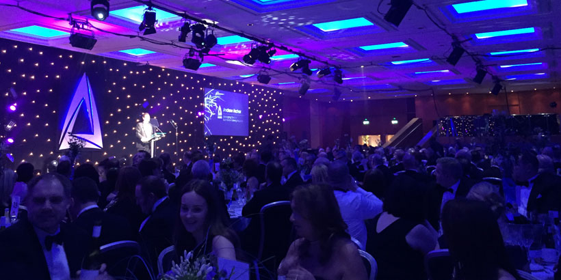 Cost Sector Catering Awards 2018 - Jellybean Creative Solutions