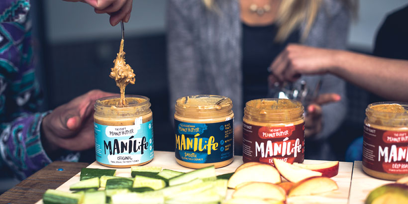 Manilife Peanut Butter - Convenience Retail Marketing Agency - Jellybean Creative Solutions