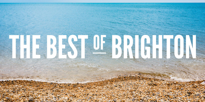 The Best of Brighton - Jellybean Creative Solutions