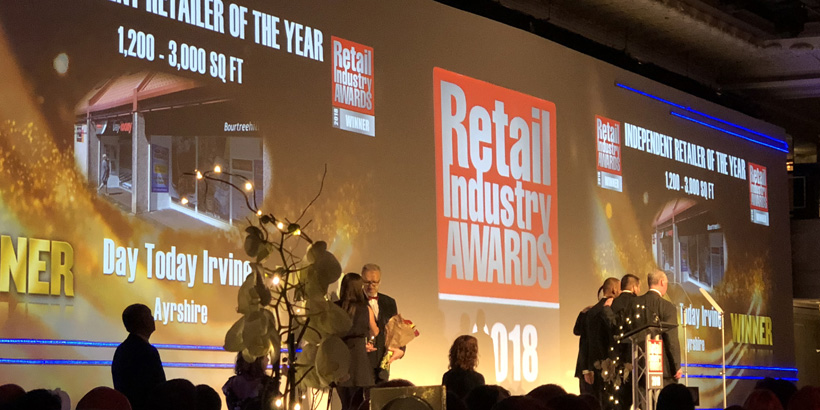 Retail Marketing Agency - Retail Industry Awards 2018 - Jellybean creative Solutions