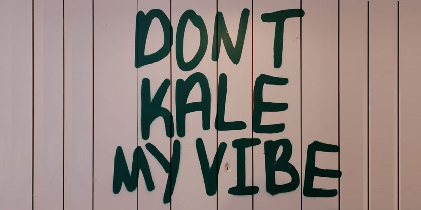 MCA Food Safari - Rosie Basten - Jellybean Creative Solutions - Don't Kale My Vibe