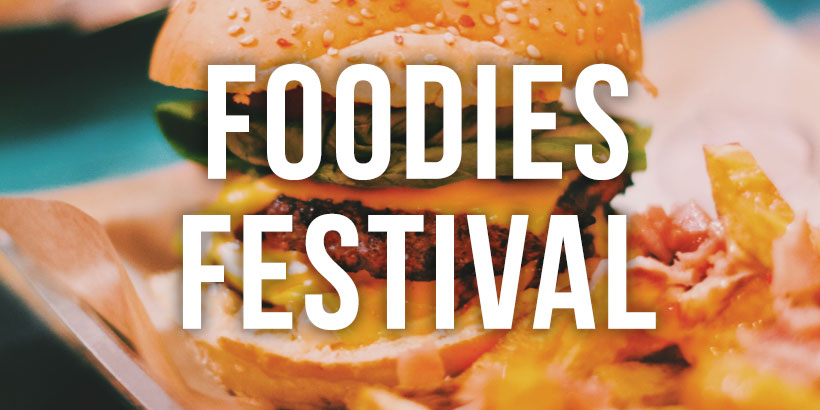 Foodservice Marketing - Foodies Festival - Street Food Festival - Food Marketing Agency - Jellybean Creative Solutions