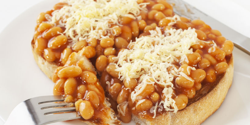 Beans on Toast With Cheese - Jellybean Creative Solutions