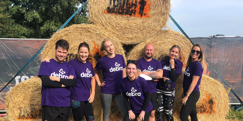 Tough Mudder - Jellybean Creative Solutions