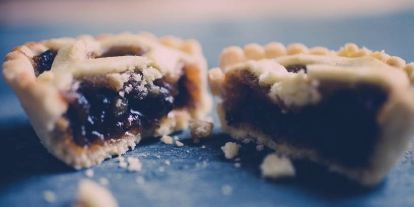 Best Mince Pies 2019 - The Jellybean Mince Pie Taste Test