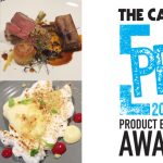 Celebrating at The Caterer's Product Excellence Awards 2019